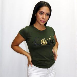 love, camisetas